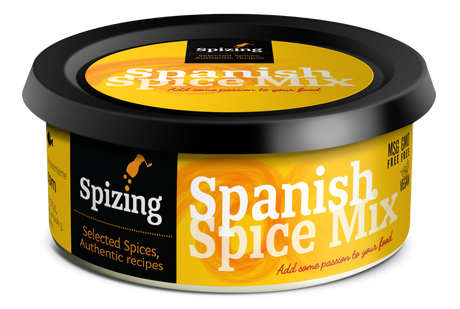 Spanish Spice Mix