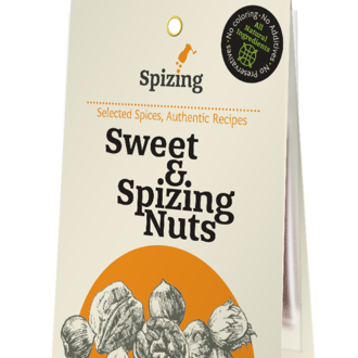 Sweet & Spizing nuts